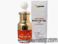 Масло от шипкови семена, студено пресовано шипково масло, 20 мл. - Ecolaoils