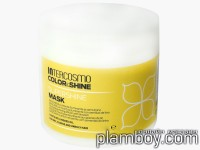 Интензивна маска за коса с ленено семе за блясък, 250 мл - EKS